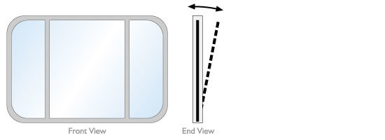 Narrowboat window type