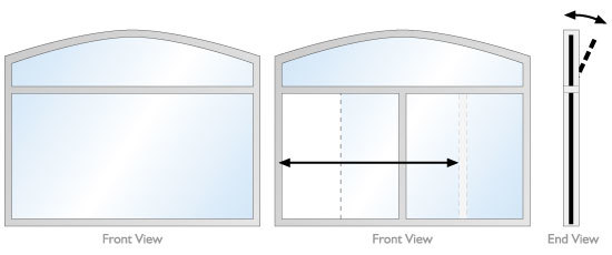 Dutch barge style windows for a narrowboat