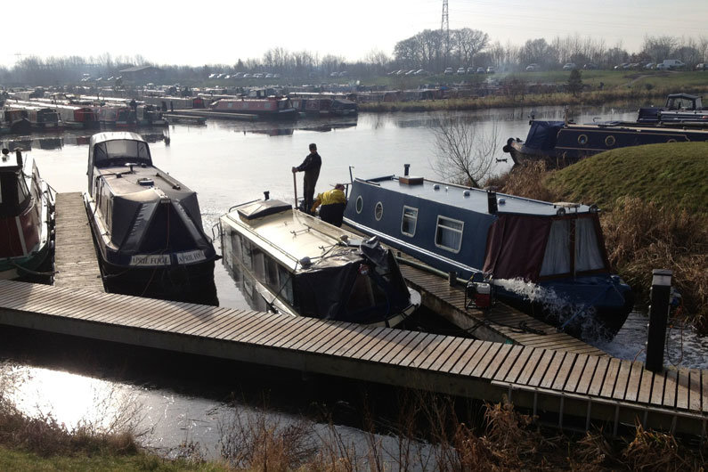 Narrowboat insurance is an essential living cost and a requirement of a CRT licence