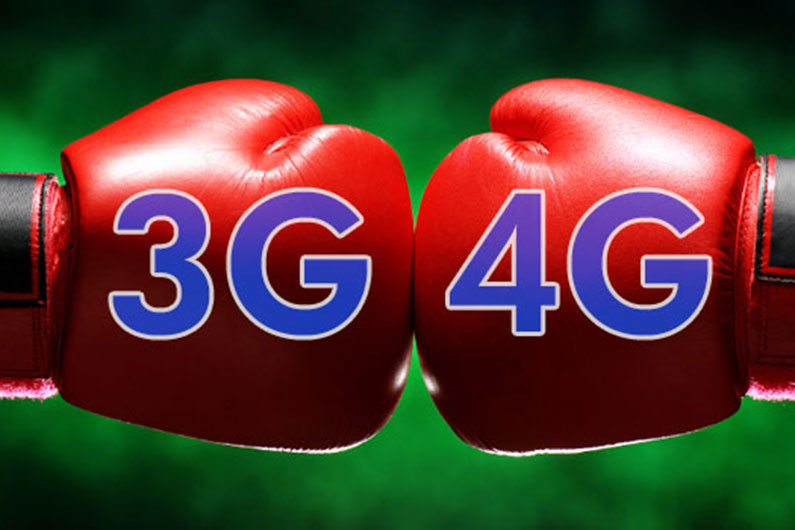 What does 3G and 4G mean and can you connect on a narrowboat?