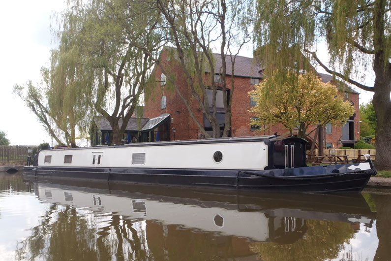 Buying a newHow much does it actually cost to live on a canal boat? canal boat
