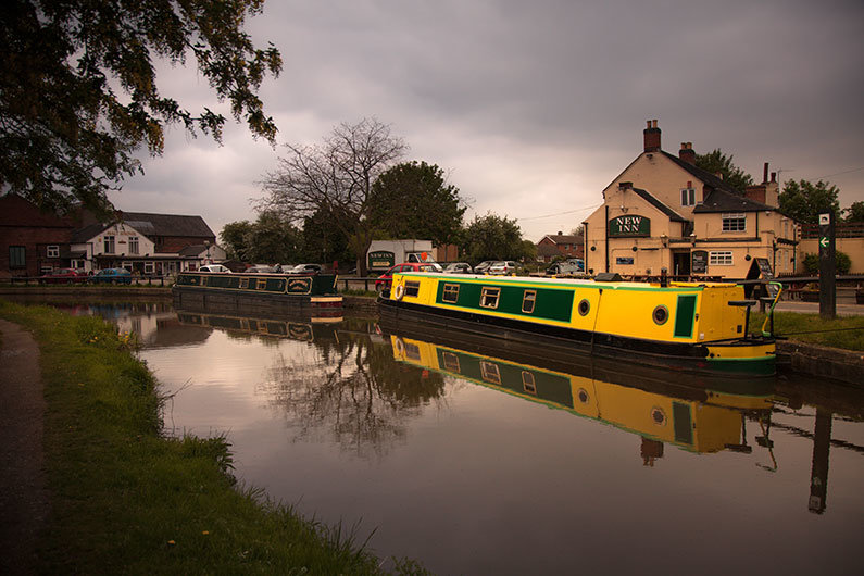 Buying a share in a narrowboat can be the first step in ownership