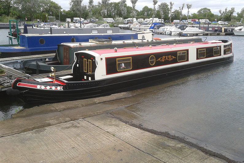 Buying a time share in a narrowboat is very different to owning a share