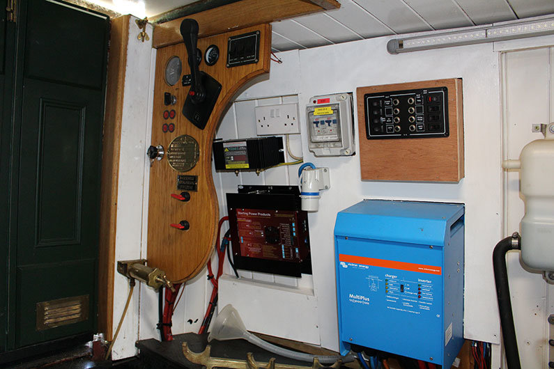 Understanding how to charge your narrowboat batteries is crucial