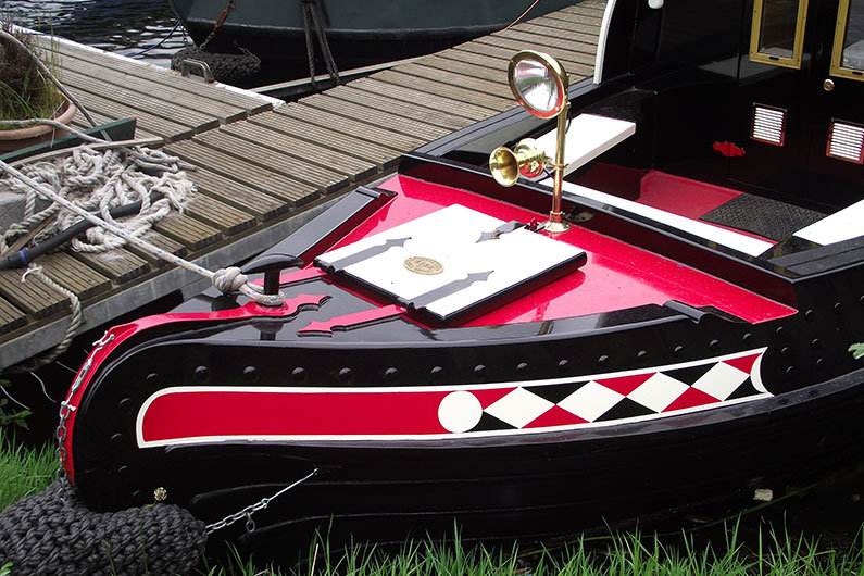 A working horn is your a vital safety feature to alert other narrowboats to your presence or an emergency