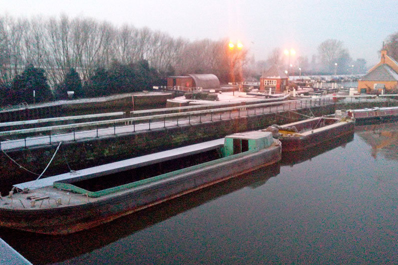Winterising your narrow boat is important particularly if you leave your narrowboat over the winter