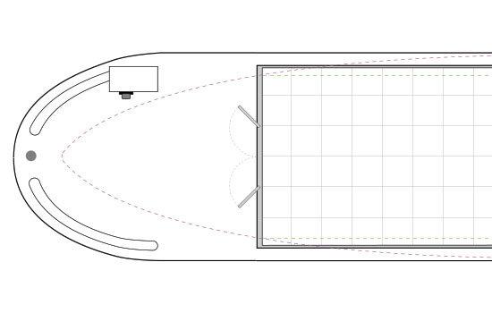 Narrowboat Hull Design Ideas, Narrowboat Cruiser Stern