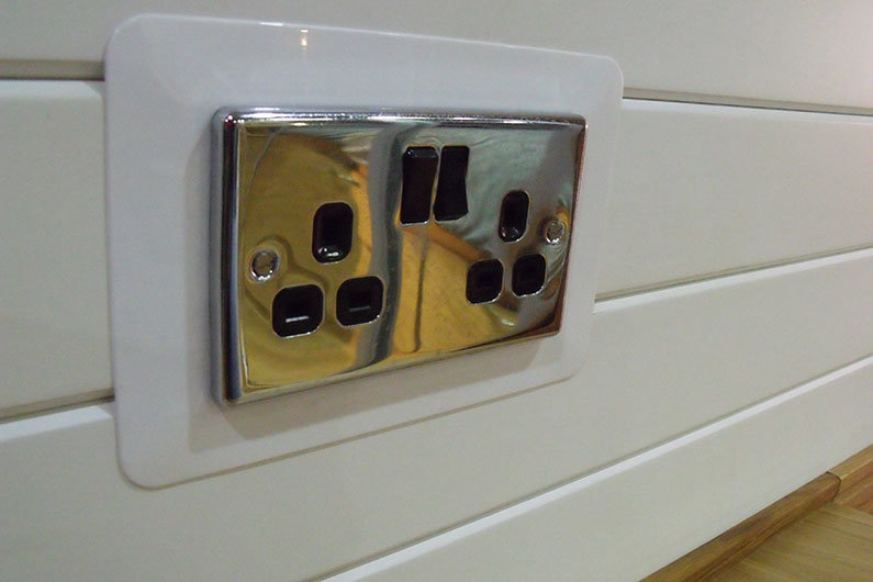 With the right electrical set up on a narrowboat, it is possible to run most modern appliances