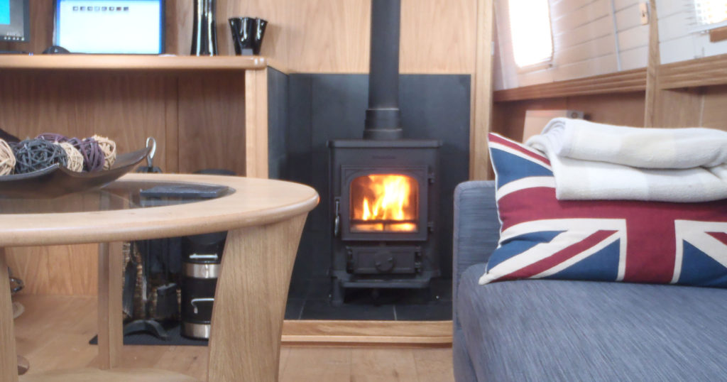 Installing Solid Fuel Stoves On Narrowboats Amp Widebeam