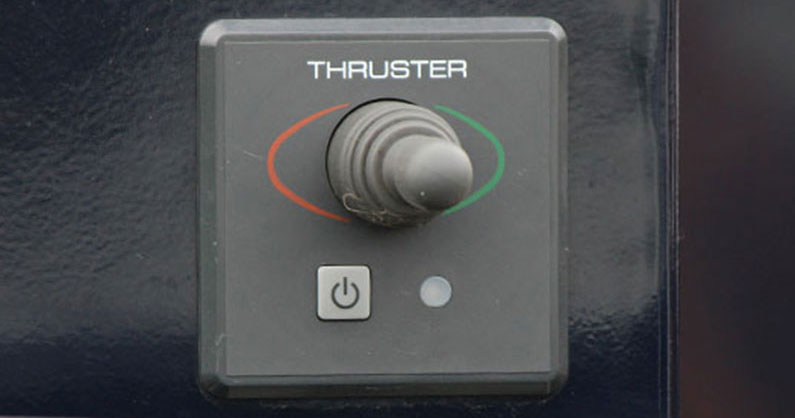 Narrowboat Electric Amp Hydraulic Driven Bow Thrusters