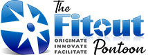 The Fit Out Pontoon Logo